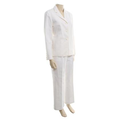 Escada Costume in White