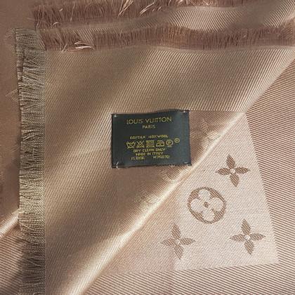 Louis Vuitton Monogram-Tuch in Capucine