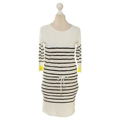 Comptoir des Cotonniers Kleid mit Streifen