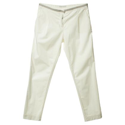 Fabiana Filippi Pantaloni bianchi