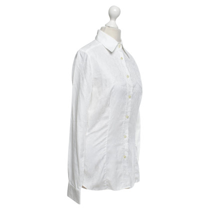 Etro Shirt blouse in white