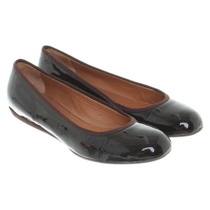 Walter Steiger Ballerinas made of patent leather