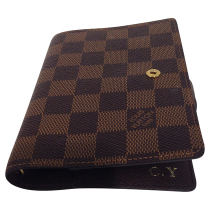 Louis Vuitton Agenda PM Damier Ebene