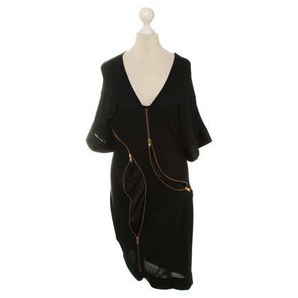 Preen Korte mouwen jurk in zwart