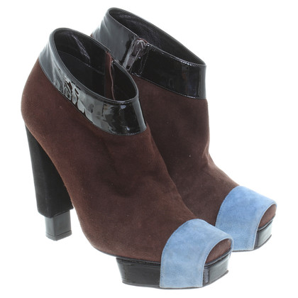 Pierre Hardy Ankle boots with plateau
