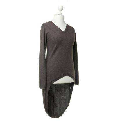 Brunello Cucinelli Cashmere sweater in Brown