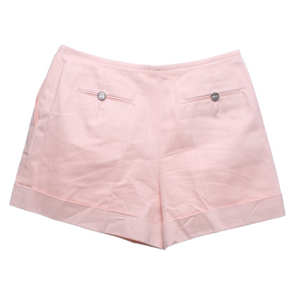 Chanel Shorts in het roze