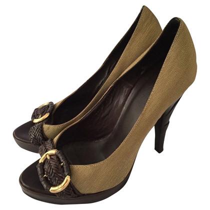 Escada Gouden schoenen