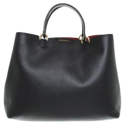 Armani Handtasche in Schwarz