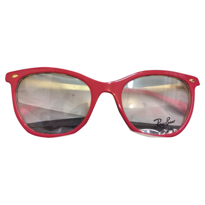 Ray Ban Occhiali in rosso