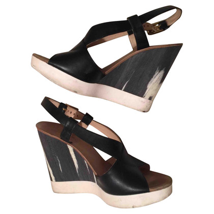 Jil Sander wedges