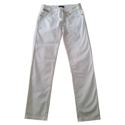 Armani Jeans in cotone bianco