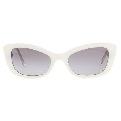 Prada Sunglasses in white
