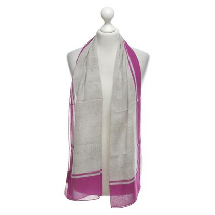 Borbonese Silk scarf