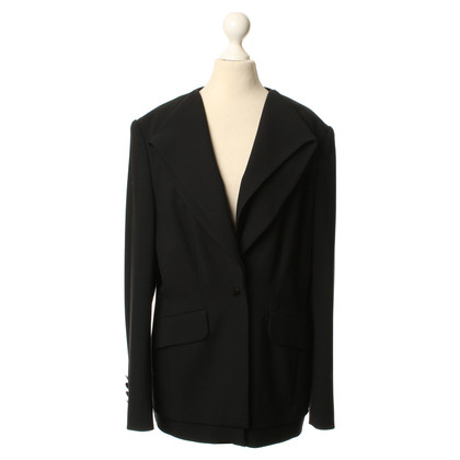 Rena Lange Blazer with double lapel collar