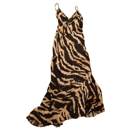 Roberto Cavalli Silk maxi dress