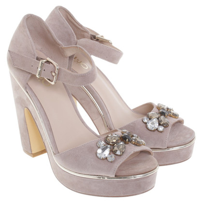 Liu Jo Peeptoes in Beige