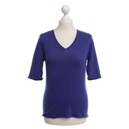 Bruno Manetti Top in blu