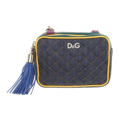 Dolce & Gabbana Shoulder bag with quilted
