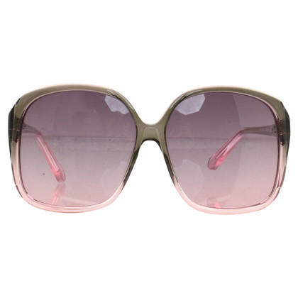 Linda Farrow Sonnenbrille in Anthrazit