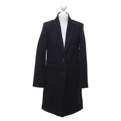 Other Designer Gerard Darel - Navy Blue Coat
