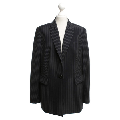 Escada Striped blazer in blue
