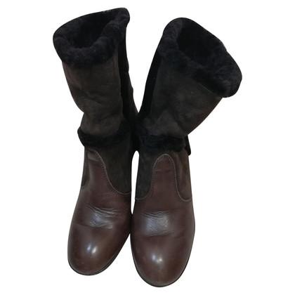 Hogan Boots in Bruin