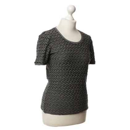 Armani Collezioni T-Shirt in Grau