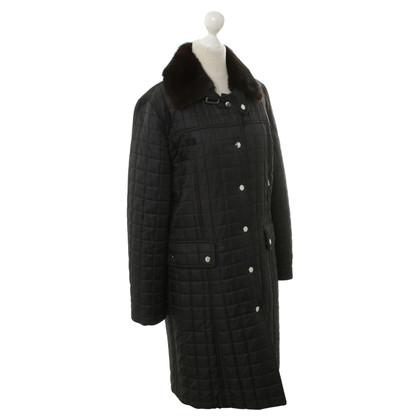 Bogner Gewatteerde jas in donkerblauw