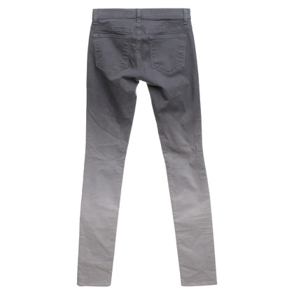 J Brand Jeans with color gradient