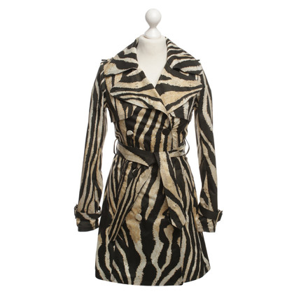Just Cavalli for H&M Trench coat with animal design
