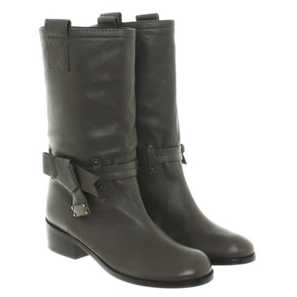 Marc Jacobs Stiefel in Dunkelgrau