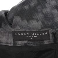 Karen Millen Rock in Dunkelgrau