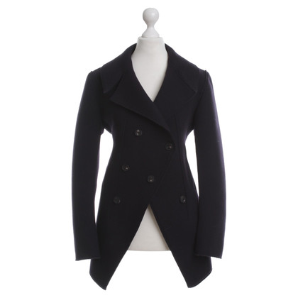 McQ Alexander McQueen Coat in dark blue