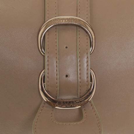 Armani Handtasche in Beige Beige Offizielle Seite Verkauf Online Rabatt Zahlung Mit Visa Verkauf Limitierter Auflage qiCl5