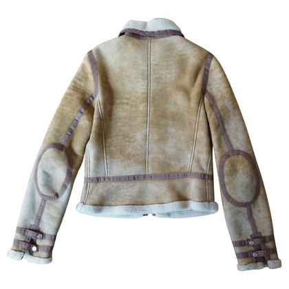 Burberry Sheepskin jacket