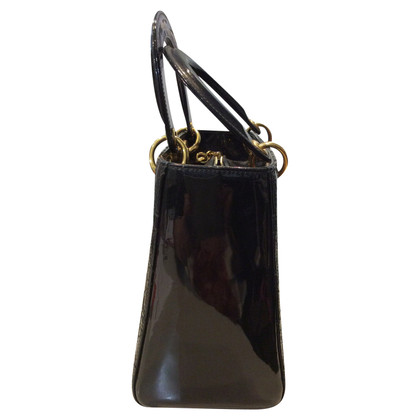 """Christian Dior Patent leather """"Lady Dior"""""""