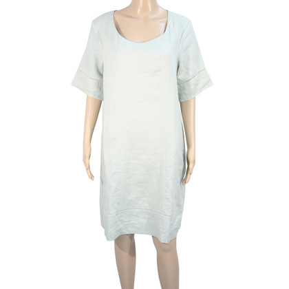 Noa Noa Linen dress in mint