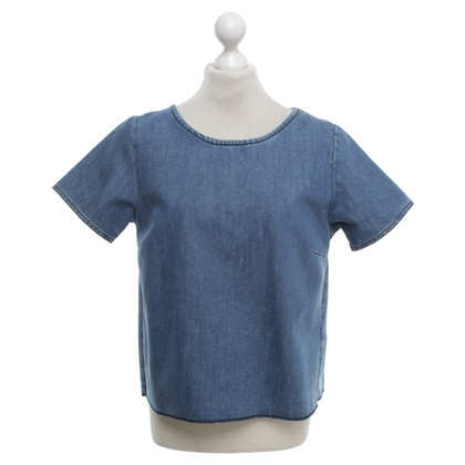 Altre marche Mads Norgaard - Jeansbluse