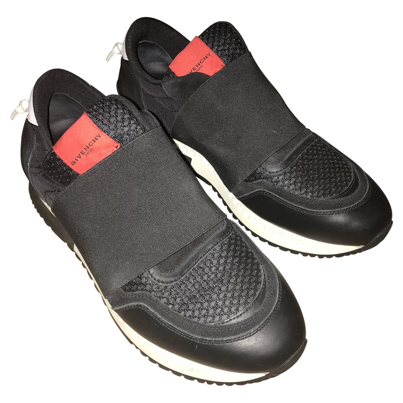 Givenchy Trainers in Black - Second