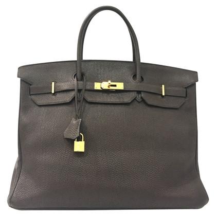 "Hermès ""Birkin Bag 40"" Togo leather"