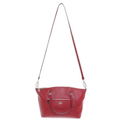 Coach Handtasche in Rot