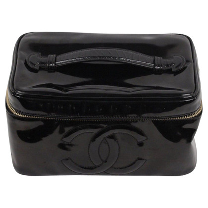 Chanel Beauty Case in nero