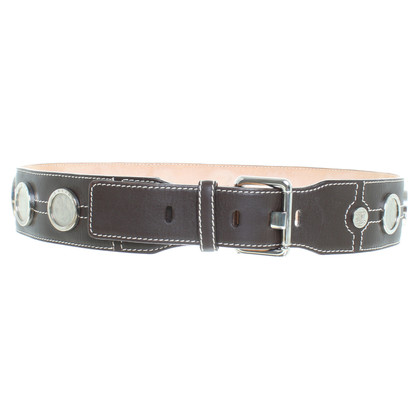 Céline Belt with Münzenapplikation