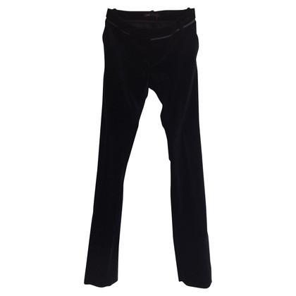 Maje Velvet trousers