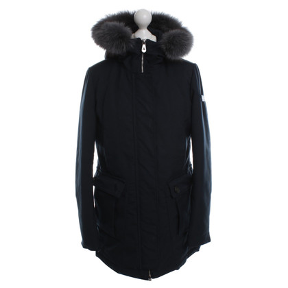 Peuterey Parka with fur trim
