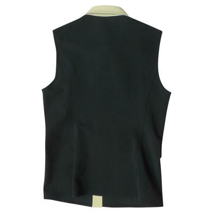 Prada Mouwloze blouse
