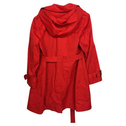Michael Kors Rode trenchcoat