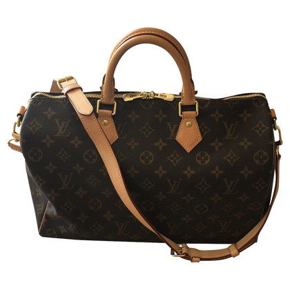 Louis Vuitton Speedy Bandouliere Monogram 35