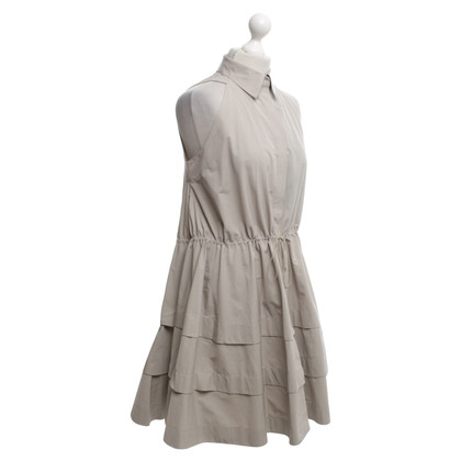 Alaïa Dress in beige
